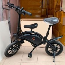 Электровелосипед Kugoo V1 (Jilong)